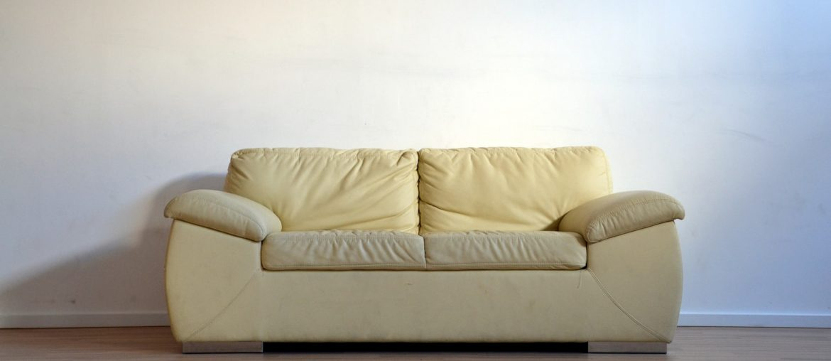How to repair a peeling leather sofa, Zazzy Home