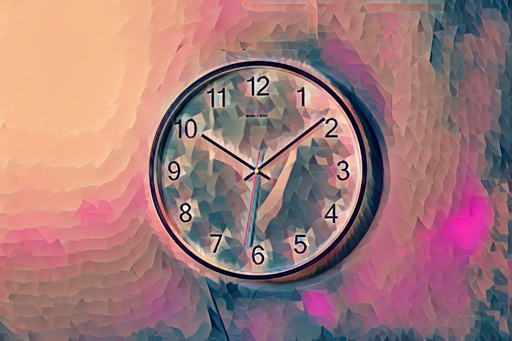 Where to hang wall clock in living room, Zazzy Home
