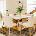 How to redecorate a dining room and still be able to afford to eat food in it!