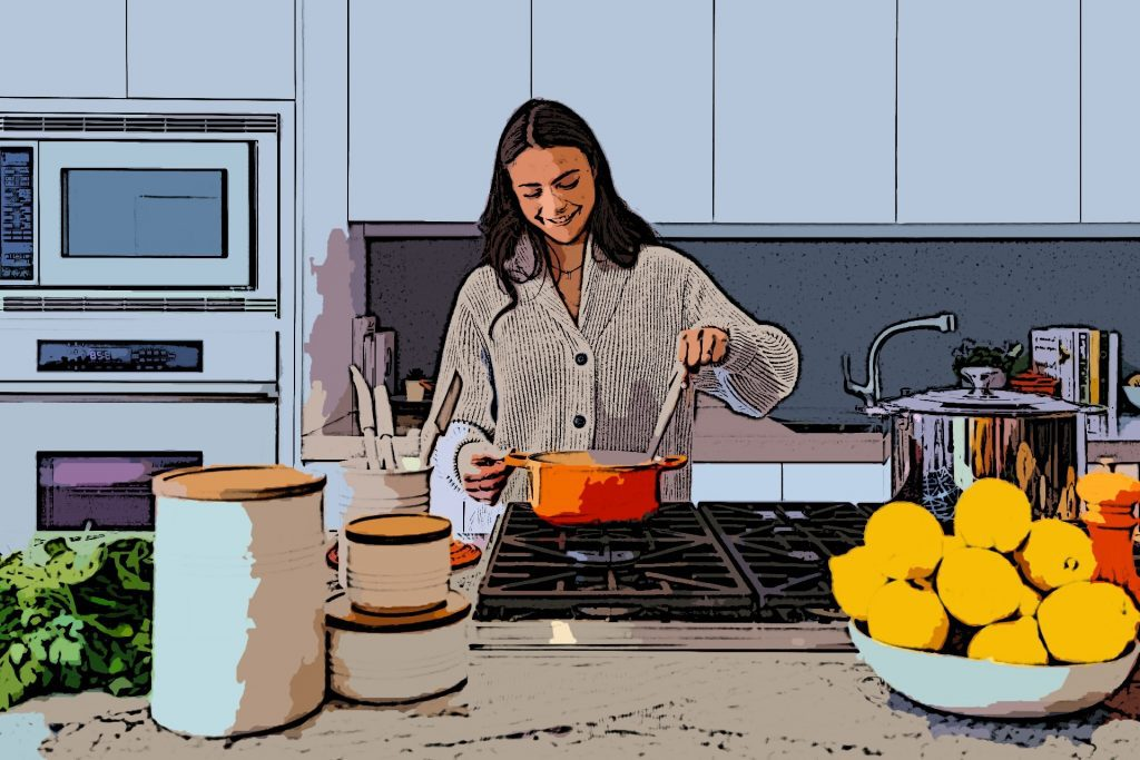 3 Tips To Create a Bigger Looking Small Kitchen, Zazzy Home