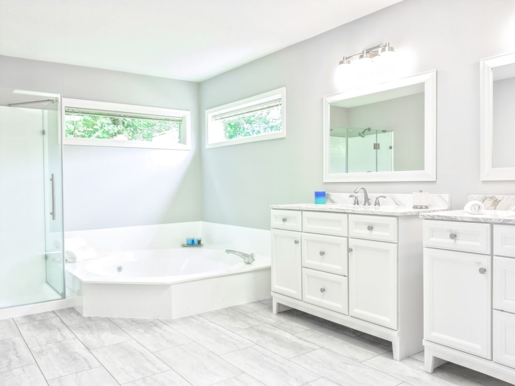 Check What Materials You Want To Use For Your Flooring And Backsplashes