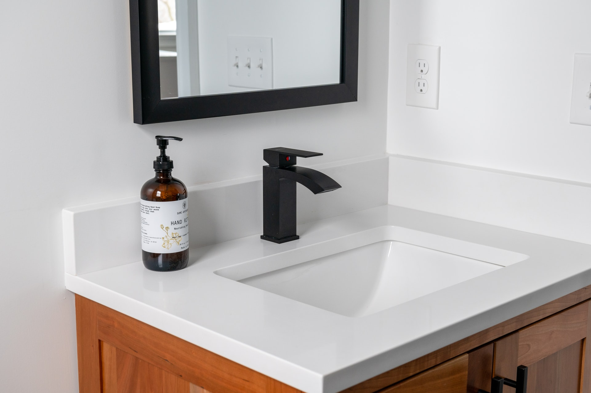 Replace That Old Bathroom Sink Without Breaking The Bank, Zazzy Home