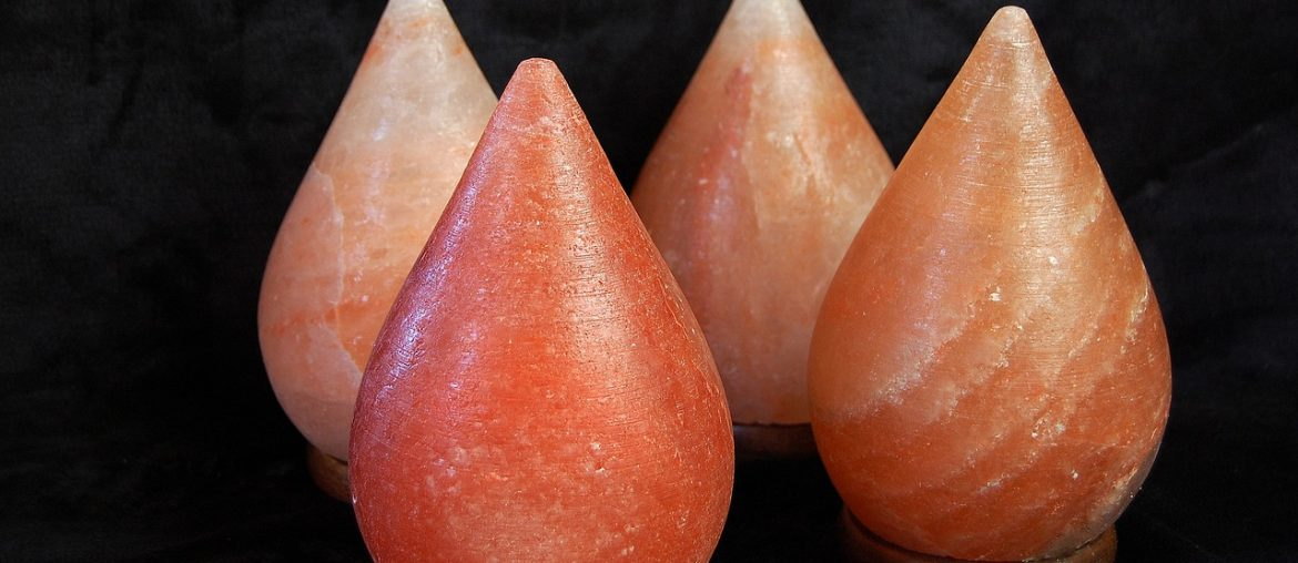 How do you know if a himalayan salt lamp is real?, Zazzy Home