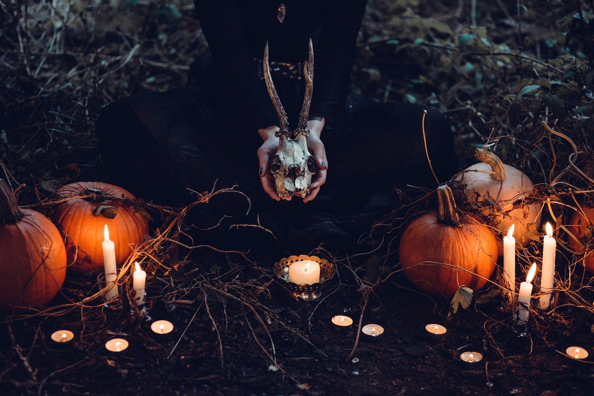 How to Decorate Your House for Halloween on a Budget, Zazzy Home