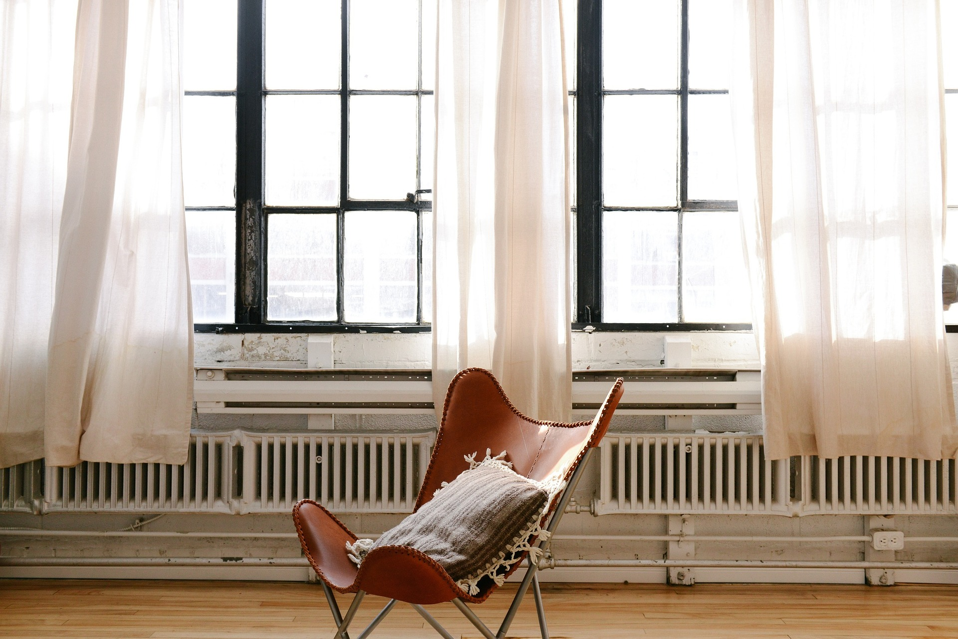 The best style curtains for living room, Zazzy Home