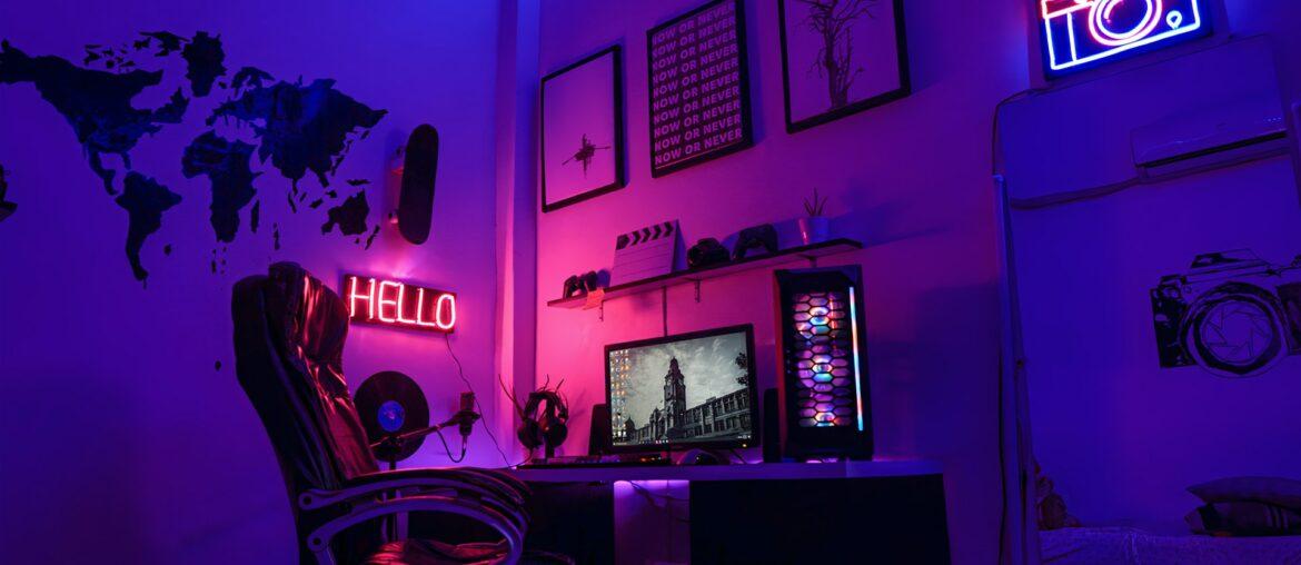 Tips for creating the perfect gaming room, Zazzy Home