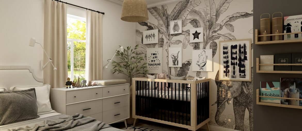 What is considered safe lighting for a baby room?, Zazzy Home