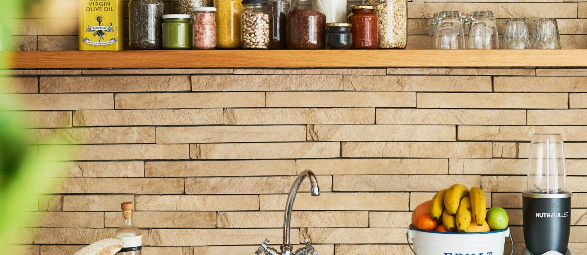 How to upcycle a kitchen, Zazzy Home