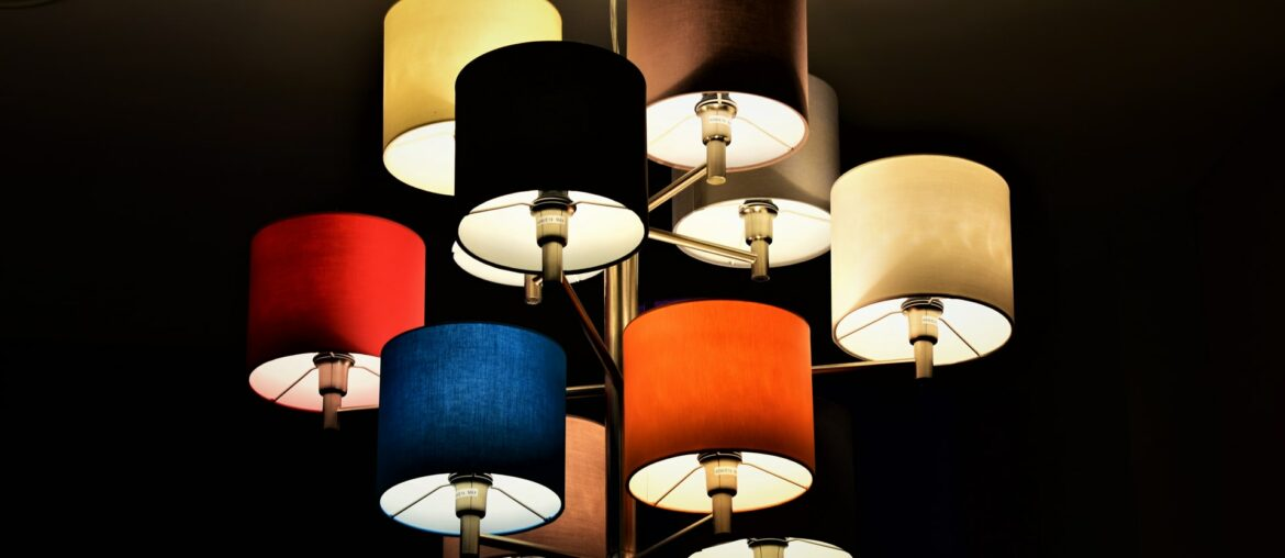What are the types of lampshade fittings?, Zazzy Home
