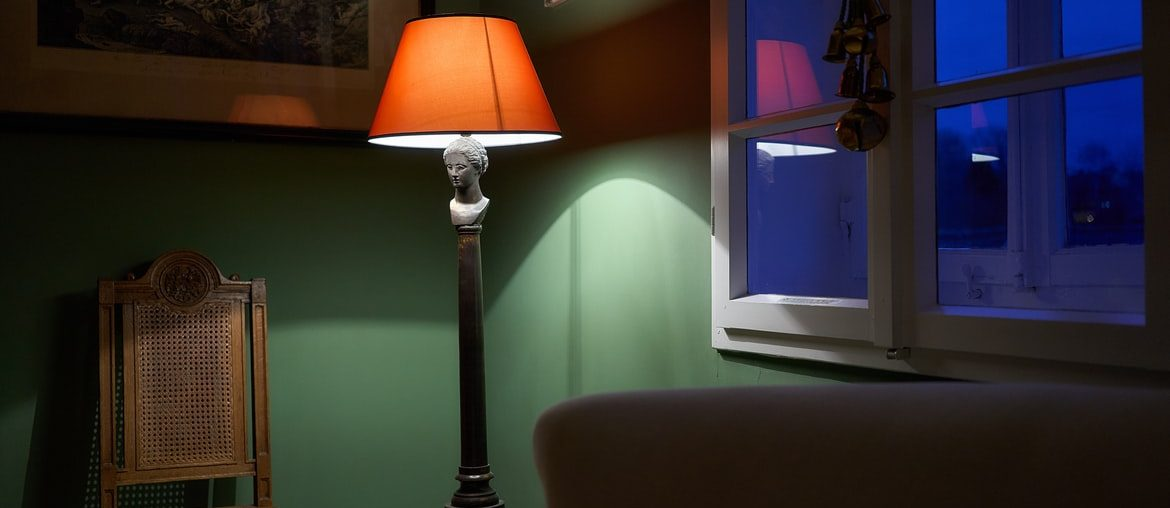 What type of floor lamp gives the most light?, Zazzy Home
