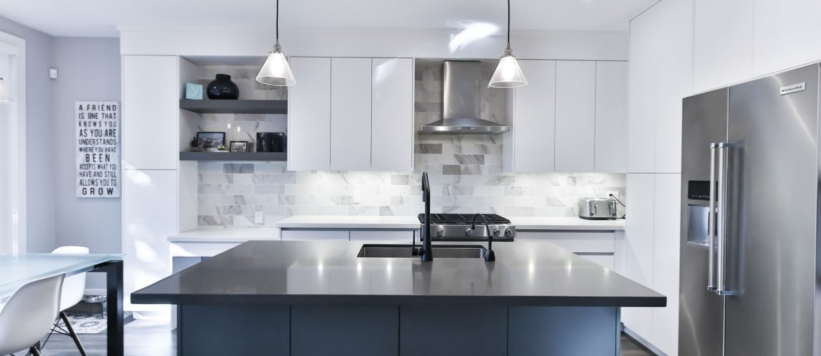 How to attach kitchen countertops, Zazzy Home